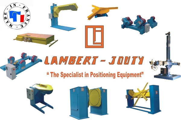 Lambert-Jouty : The specialist in positioning equipment